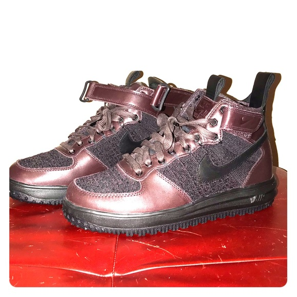 brand new d8a68 2efe4 Nike lunar Force 1 Flyknit duck boot NWT
